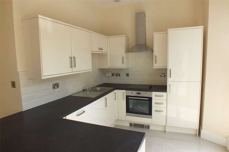 1 Bedroom Flat for sale in Flat 2, Northcliffe House, High Street, Tenby