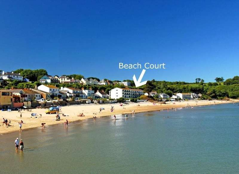 1 Bedroom Flat for sale in Flat 4, Beach Court, The Strand, Saundersfoot