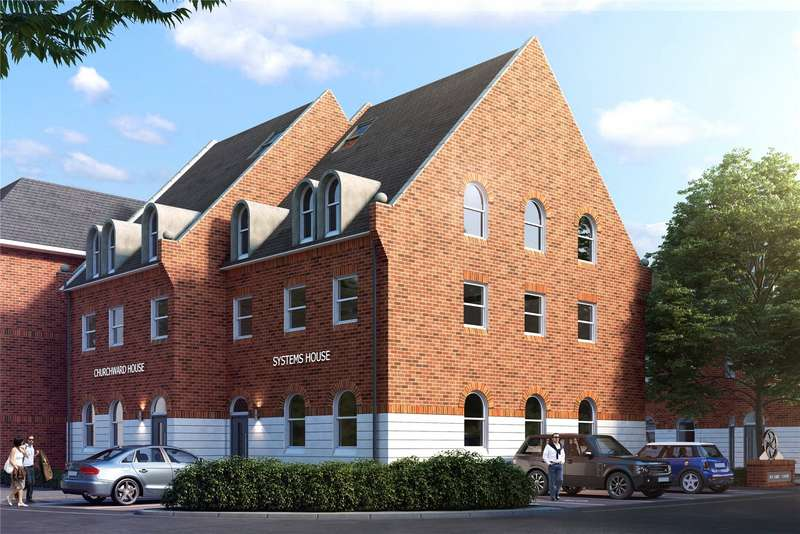 1 Bedroom Apartment Flat for sale in Foundry Court, Gogmore Lane, Chertsey, Surrey, KT16