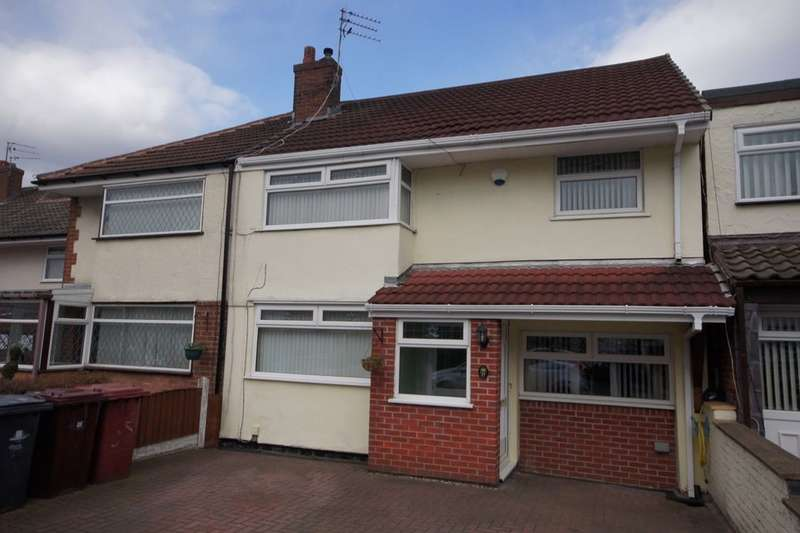 4 Bedrooms Semi Detached House for sale in Pottery Close, Whiston, Prescot, L35