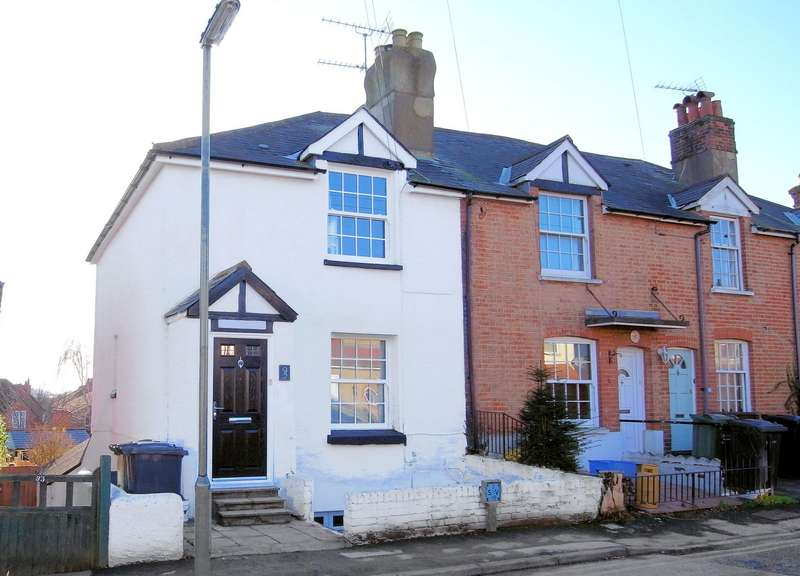 3 Bedrooms End Of Terrace House for sale in New Cross Road, Guildford, Surrey, GU2