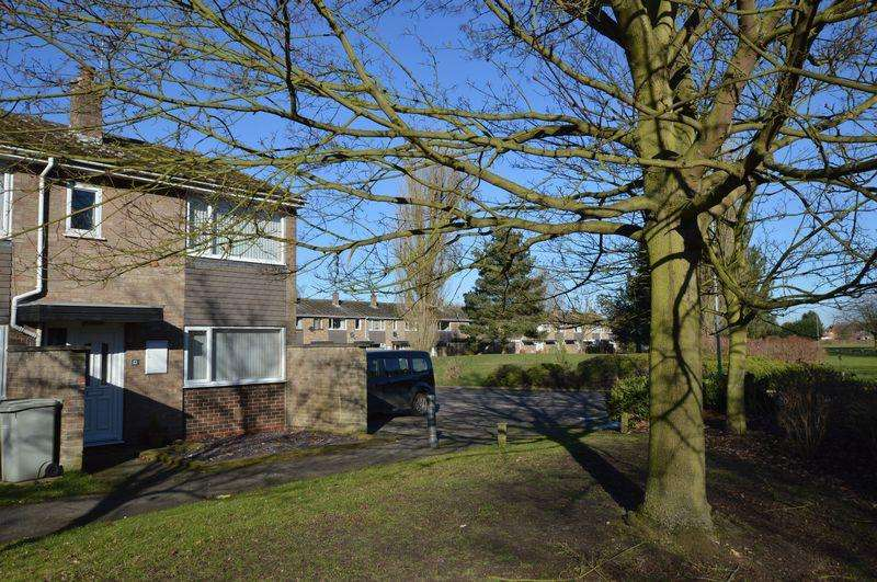 2 Bedrooms End Of Terrace House for sale in 12 Coleridge Court, Tattershall