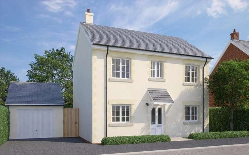 3 Bedrooms Semi Detached House for sale in The Easton, Market Quarter