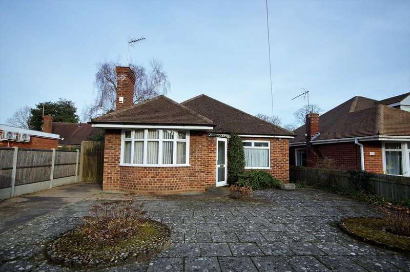 2 Bedrooms Detached Bungalow for sale in Doddington Avenue, Lincoln