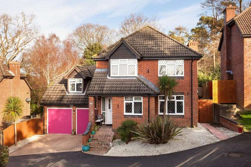 4 Bedrooms Detached House for rent in St. Tristan Close, Locks Heath, Southampton SO31