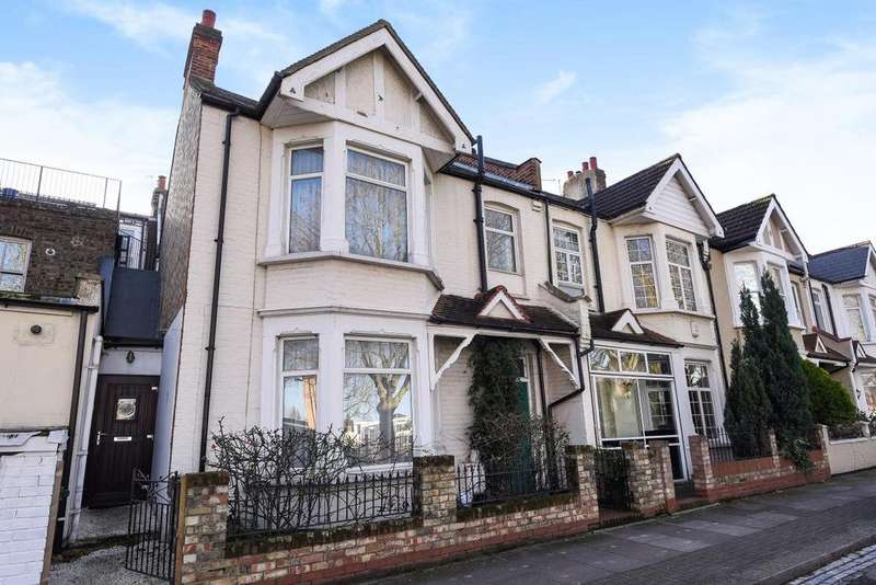 3 Bedrooms Terraced House for sale in Pirbright Road, Southfields