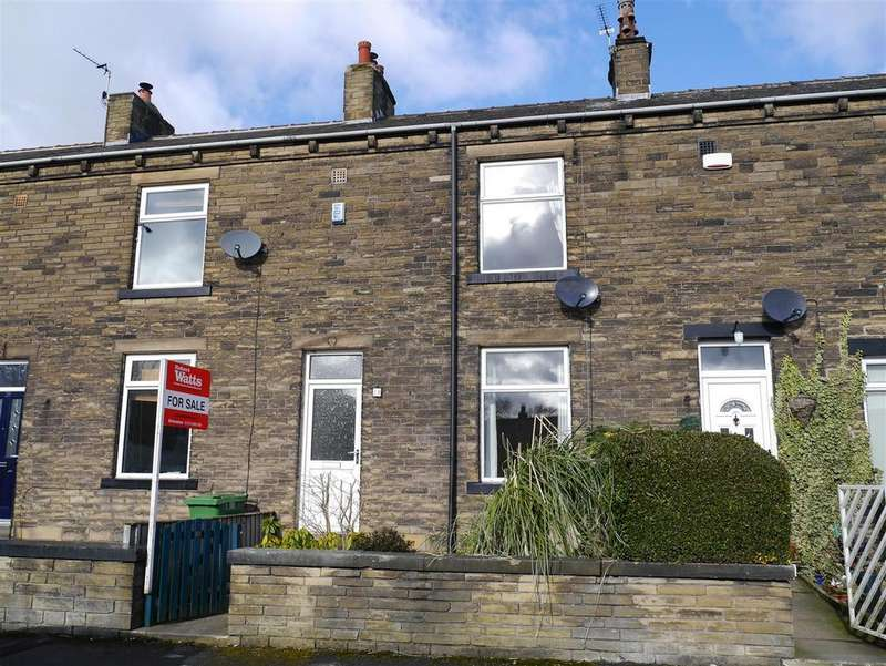 2 Bedrooms Terraced House for sale in Brookfoot Avenue, Birkenshaw