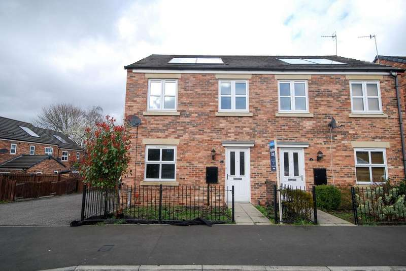 3 Bedrooms House for sale in Walcher Grove, Gateshead