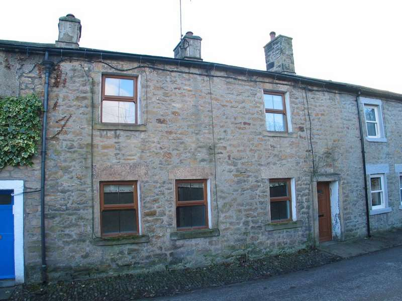 3 Bedrooms Terraced House for sale in 3 Wenning Avenue, High Bentham, Nr Lancaster, LA2 7LR