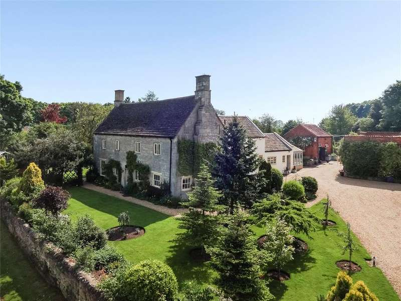 6 Bedrooms Detached House for sale in Stroxton, Grantham