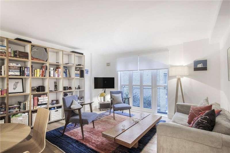 2 Bedrooms Flat for sale in Cornell Building, 1 Coke Street, Aldgate, London, E1