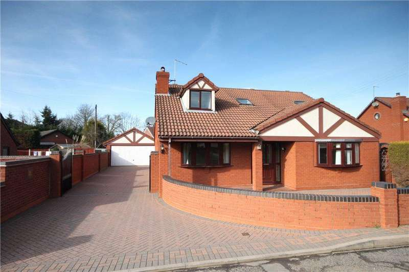 5 Bedrooms Detached House for sale in Worcester Road, Titton, Stourport-on-Severn, Worcestershire, DY13
