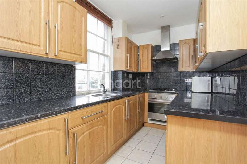 4 Bedrooms End Of Terrace House for rent in Langford Green, SE5