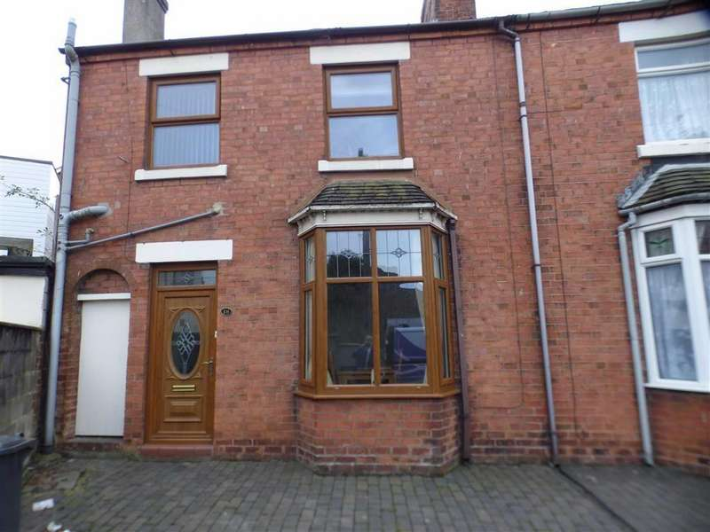 3 Bedrooms End Of Terrace House for sale in 18, Victoria Street, Cheadle