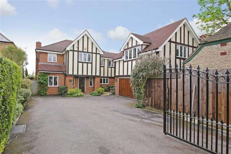6 Bedrooms Detached House for sale in East Ridgeway, Cuffley, Hertfordshire