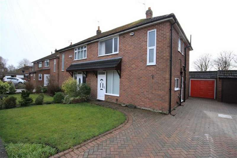 3 Bedrooms Semi Detached House for sale in Windlebrook Crescent, Windle, St Helens, WA10