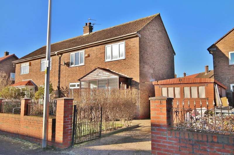 3 Bedrooms Semi Detached House for sale in Lostock Road, Handforth