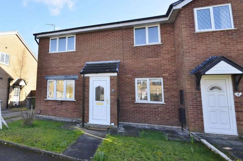 3 Bedrooms Semi Detached House for sale in Sheldrake Road, Broadheath, Altrincham