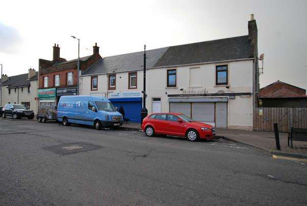 2 Bedrooms Flat for sale in 141 Main Street, Ayr, KA8 8BX