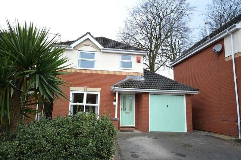 3 Bedrooms Detached House for sale in Gould Close, Old St. Mellons, Cardiff, CF3