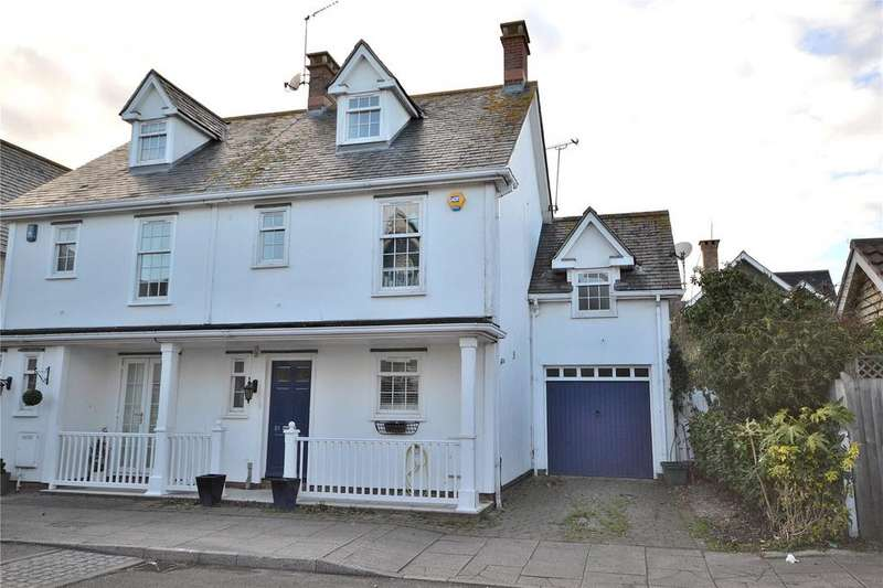 4 Bedrooms Semi Detached House for sale in Burnell Gate, Chelmsford, Essex