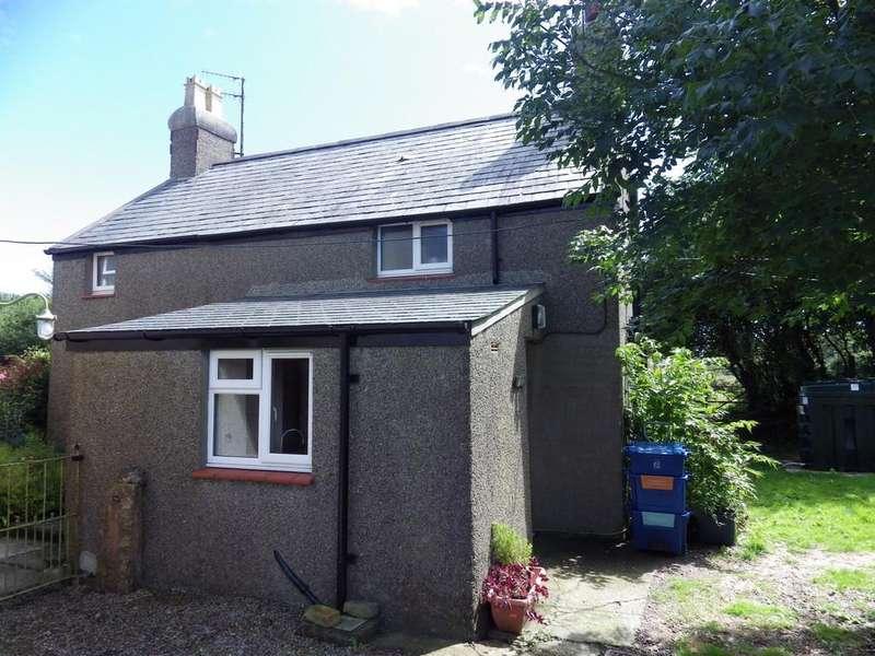 2 Bedrooms Cottage House for rent in Llanbedrog, Pwllheli, North Wales