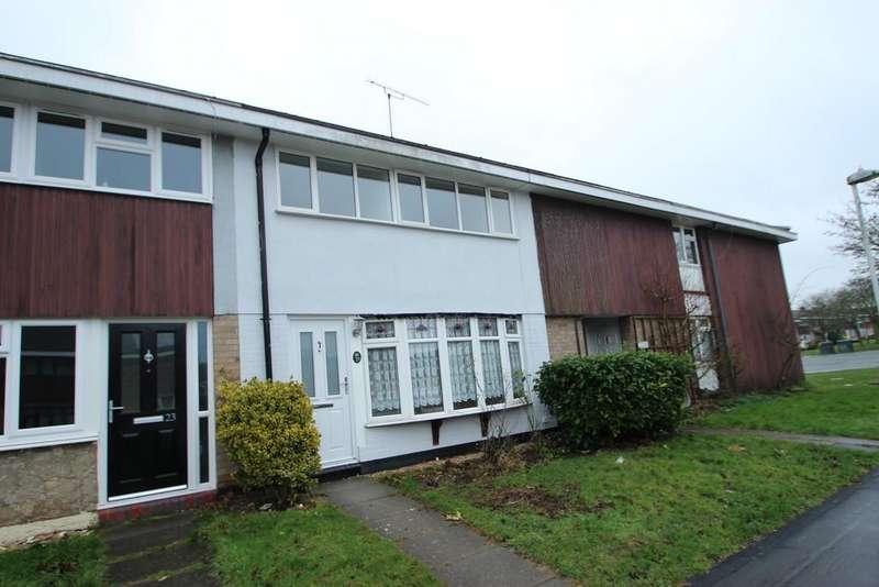 3 Bedrooms Terraced House for rent in Woolmer Green, Basildon