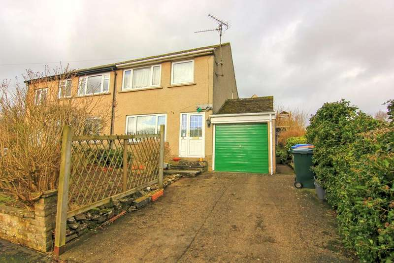 3 Bedrooms Semi Detached House for sale in 17 Wood View, Embsay,