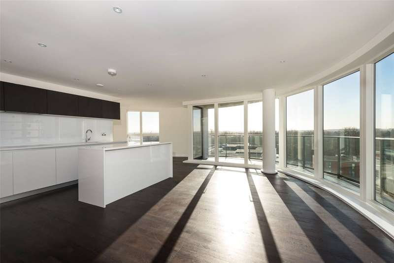 3 Bedrooms Apartment Flat for sale in Masson House, Kew Bridge West, Pump House Crescent, TW8