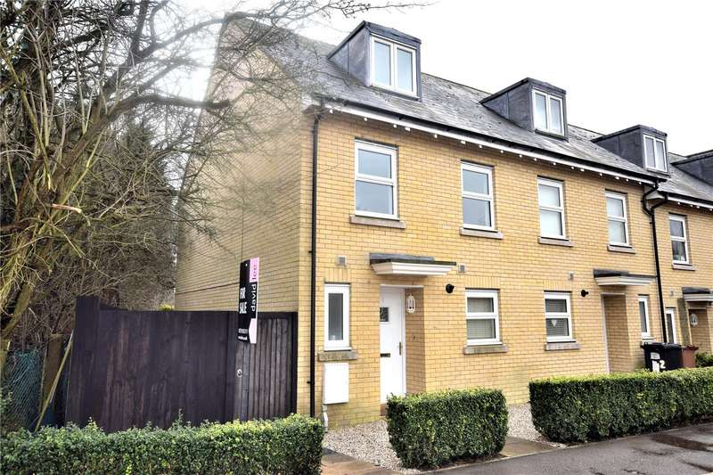 3 Bedrooms End Of Terrace House for sale in Bishop's Stortford