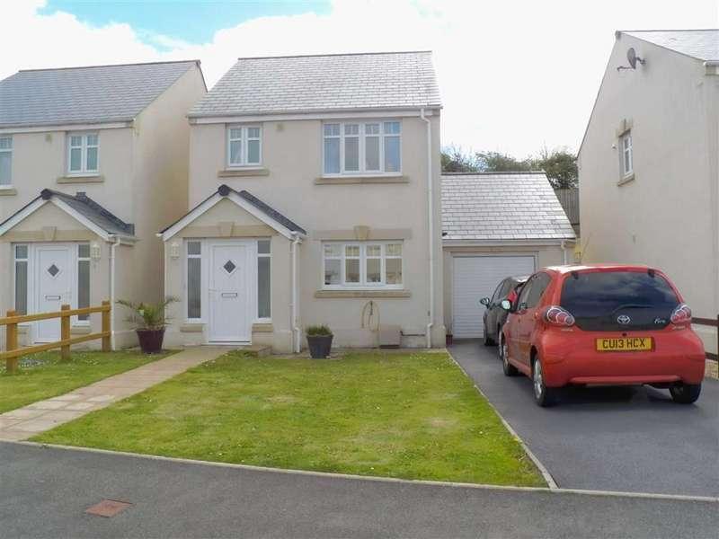 3 Bedrooms Detached House for sale in Moors Road, Johnston, Haverfordwest