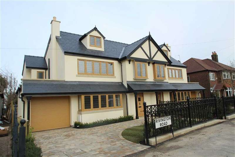 5 Bedrooms Semi Detached House for sale in Rivington Road, Hale, Hale Altrincham