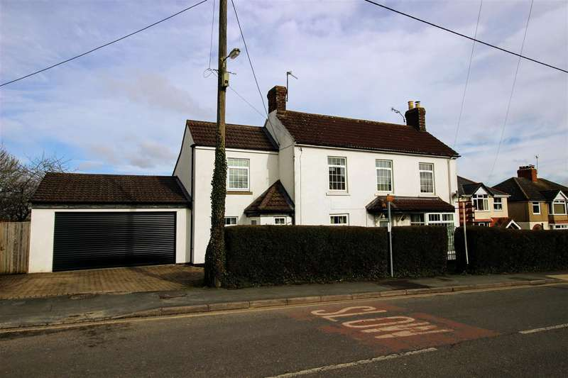 5 Bedrooms Detached House for sale in High Street, Wroughton, Wiltshire