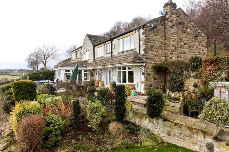 5 Bedrooms Detached House for sale in Edge Road, Dewsbury