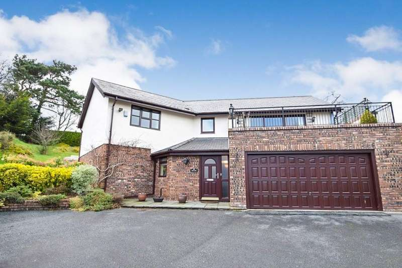 3 Bedrooms Detached Bungalow for sale in Tyn-y-Groes, Conwy
