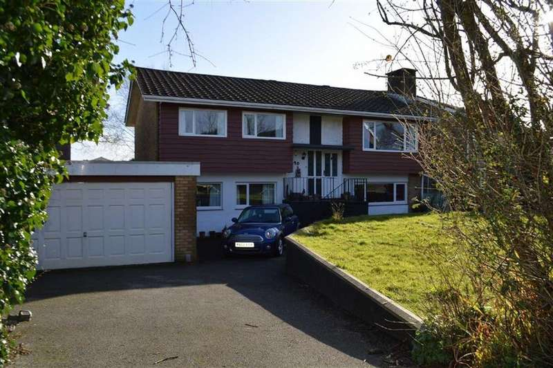 5 Bedrooms Detached House for sale in Valley View, Swansea, SA2