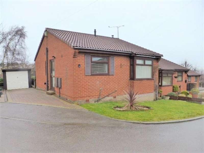 2 Bedrooms Detached Bungalow for rent in Holmoak Close,Swinton,S64