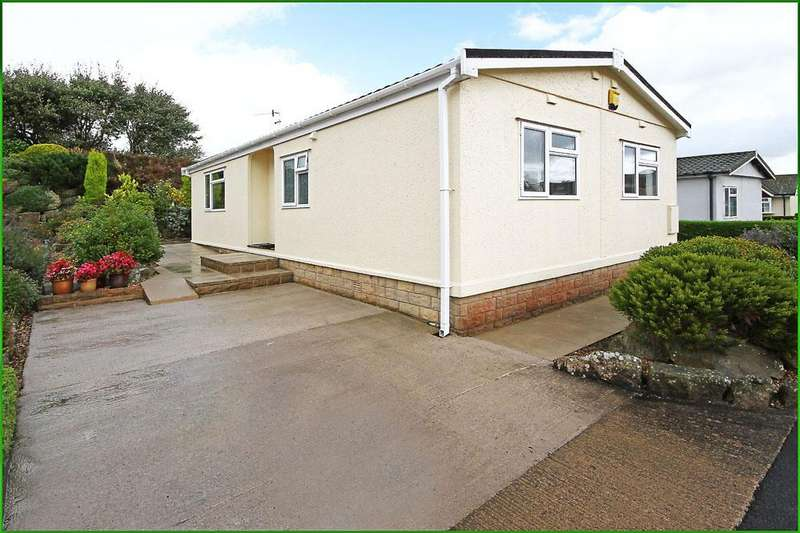 2 Bedrooms Park Home Mobile Home for sale in Upper Hill Way, Dales View Park, Salterforth BB18