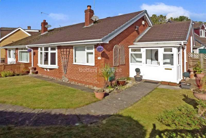 2 Bedrooms Bungalow for sale in Sycamore Avenue, Rode Heath