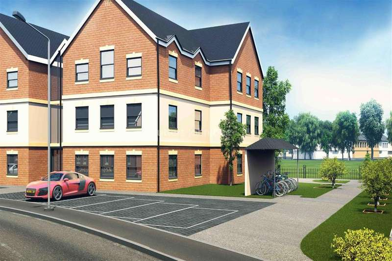 2 Bedrooms Flat for sale in Ikon The Park Ikon Avenue