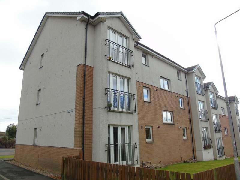 2 Bedrooms Apartment Flat for sale in Mossywood Court, Clarkston, Airdrie