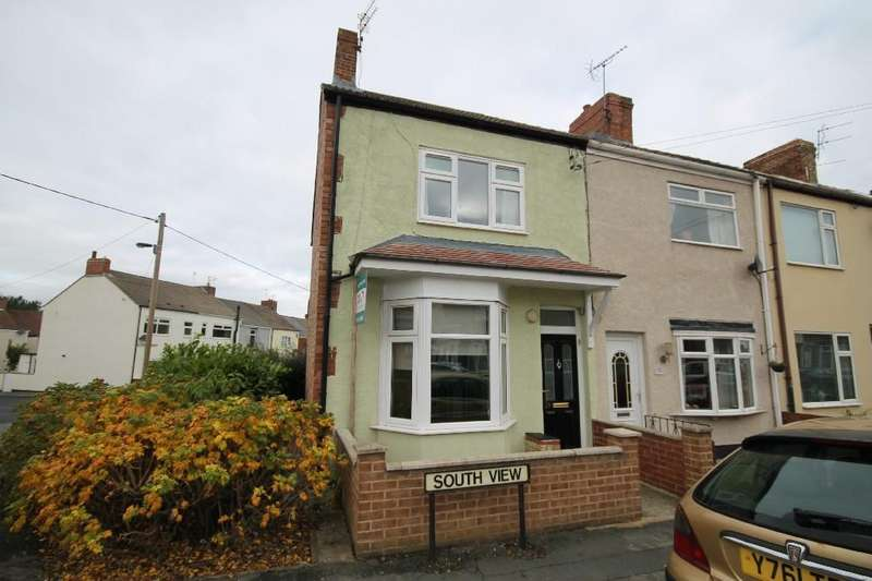 2 Bedrooms Terraced House for rent in South View, Trimdon Grange