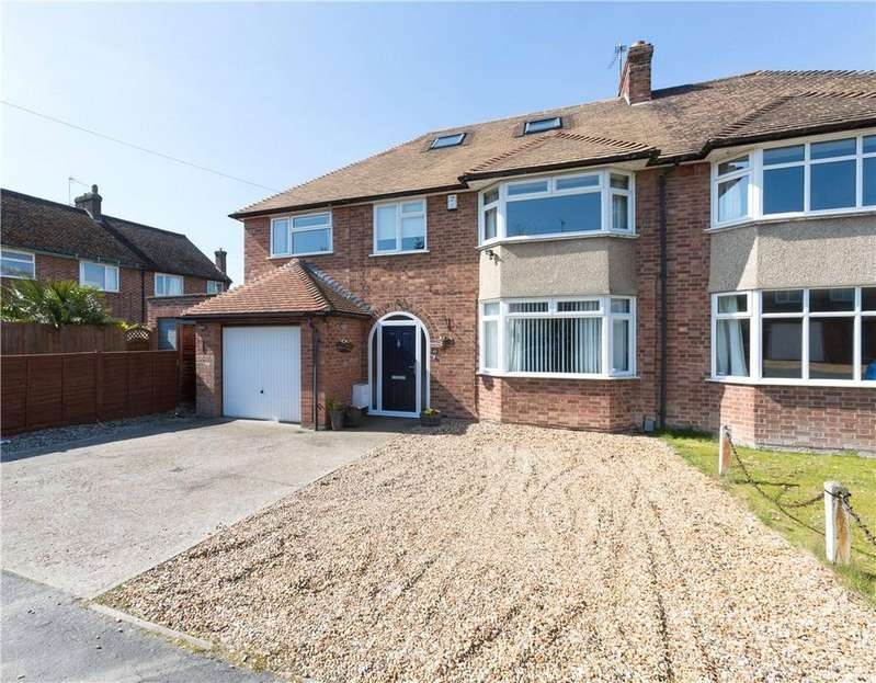 5 Bedrooms Semi Detached House for sale in Chalk Grove, Cambridge, CB1
