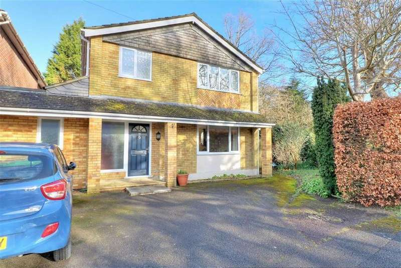 4 Bedrooms Detached House for sale in Forest Close, Hiltingbury, Chandlers Ford, Hampshire