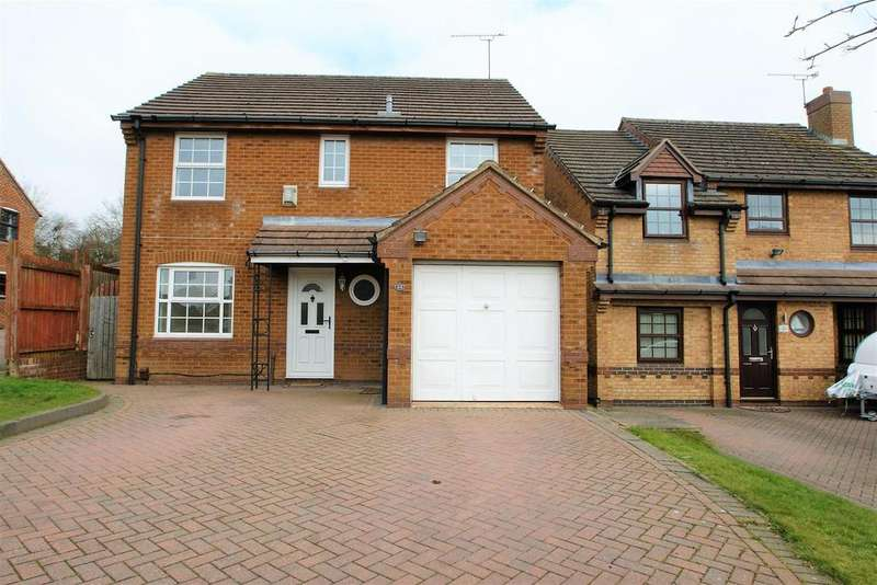 4 Bedrooms House for sale in Sorrel Drive, Rugby