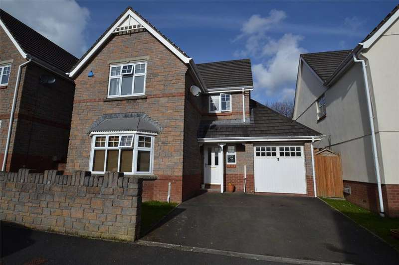 4 Bedrooms Detached House for sale in Barleycorn Fields, Landkey