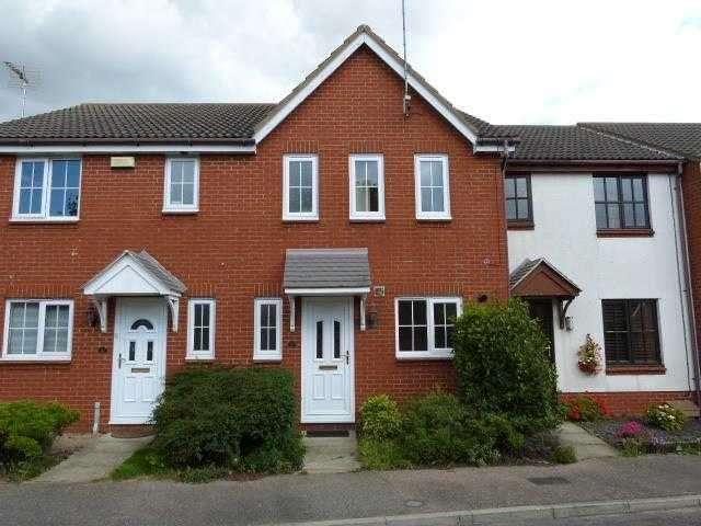 3 Bedrooms Terraced House for rent in Brights Walk, Ipswich