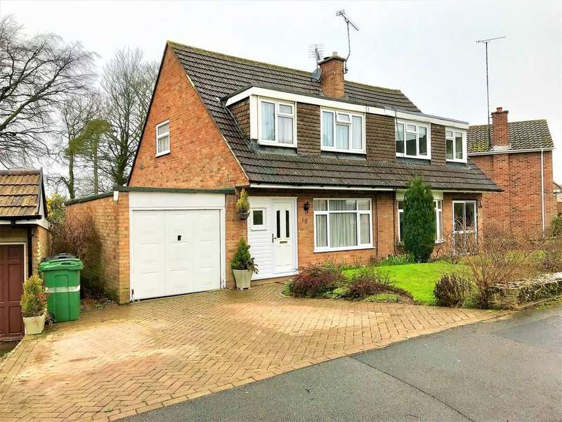 3 Bedrooms Semi Detached House for sale in Abingdon Road, Maidstone