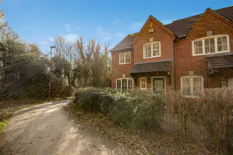 3 Bedrooms End Of Terrace House for sale in Hudson Way, Abbey Meads, Wiltshire