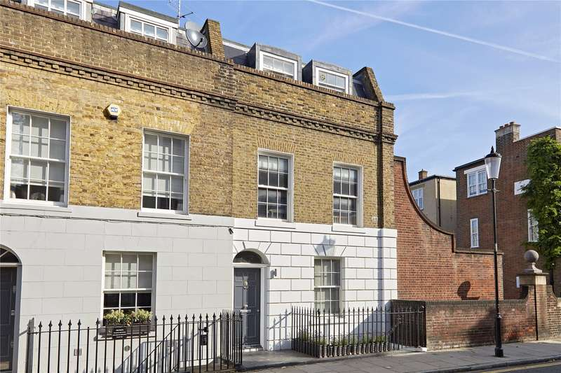 4 Bedrooms End Of Terrace House for sale in Britten Street, Chelsea, London, SW3